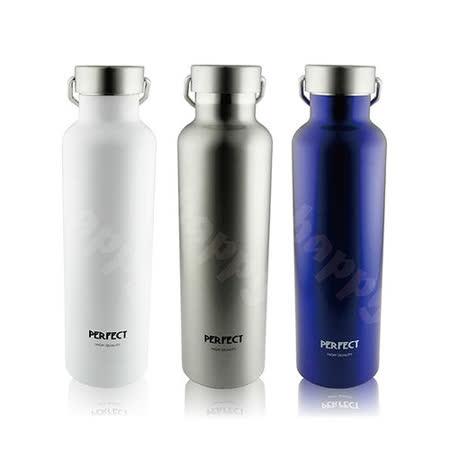 Perfect不銹鋼蓋保溫瓶經典保溫杯1000ml保冷瓶