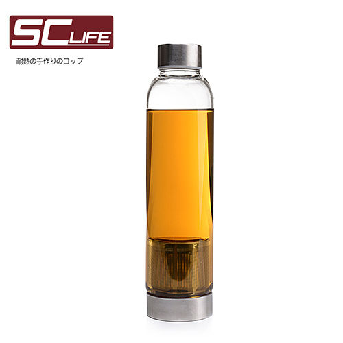 ~SC life~泡茶隨身玻璃瓶