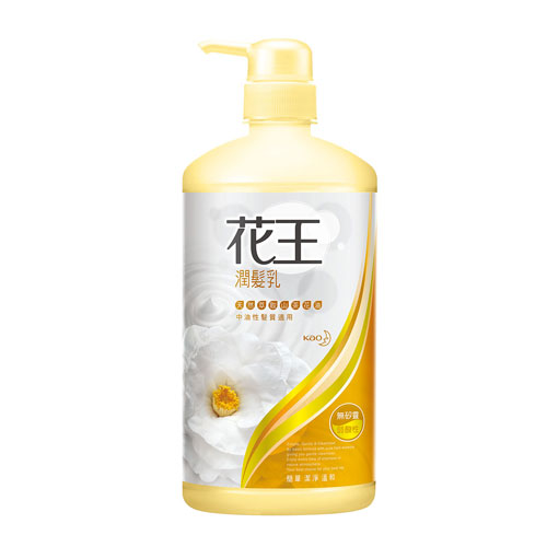 花王潤髮乳~山茶花油750ml^~12^(箱^)