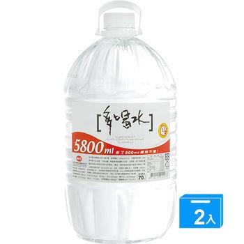 味丹多喝水5800ml*2