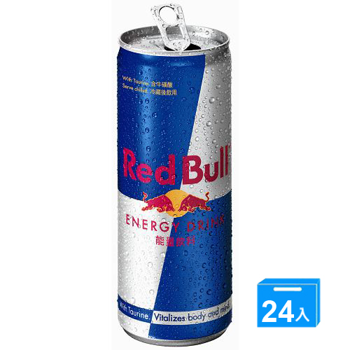 紅牛能量飲料250ml^~24