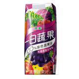波蜜 一日蔬果100%紫色蔬果汁PR330*24