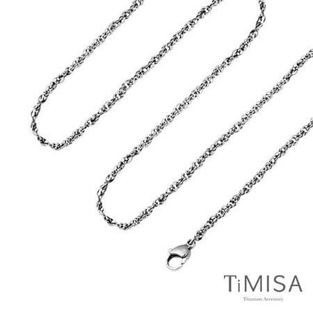 【TiMISA】秘密 純鈦項鍊 (SB)