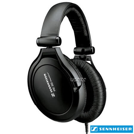 sennheiser PXC-350 高級防噪型摺疊式全罩高傳真立體耳機