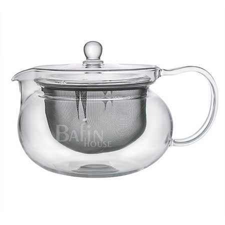 【日本 HARIO】茶茶急須丸形茶壺700ml (CHJMN-70T)