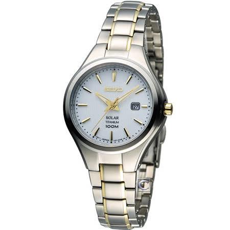 精工 SEIKO Solar 簡約【鈦】時尚腕錶-V137-0BG0K SUT203P1