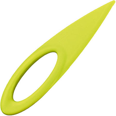 《KOZIOL》輕便蔬果刀(綠S)
