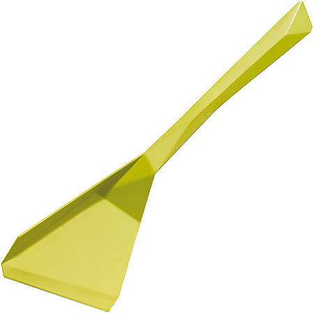 《KOZIOL》角形好翻面鍋鏟(綠)