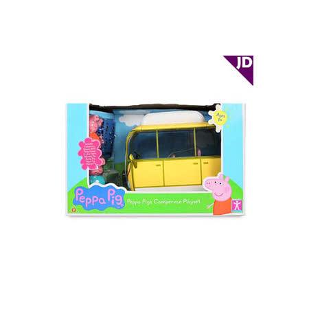 【粉紅豬小妹】超大露營車 PE05332