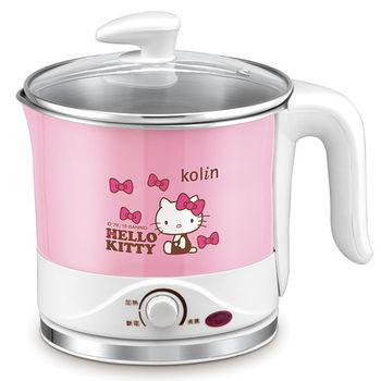 HELLO KITTY歌林不鏽鋼美食鍋KPK-MNR006