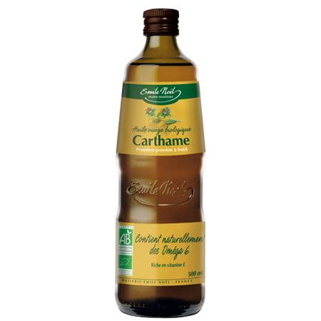 【法國艾米爾諾耶】100%有機冷壓初榨紅花油