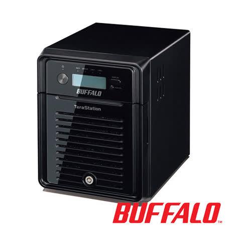 BUFFALO 企業級NAS 4bay  4TB 雲端硬碟(TS3400D0404)