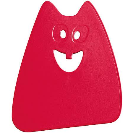 《KOZIOL》精靈麵糰刮板(紅)