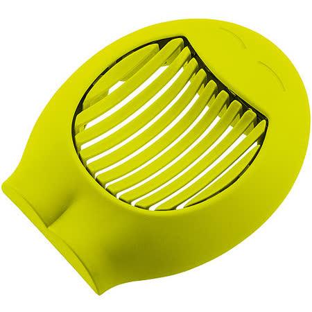 《KOZIOL》微笑水煮蛋切片器(綠)