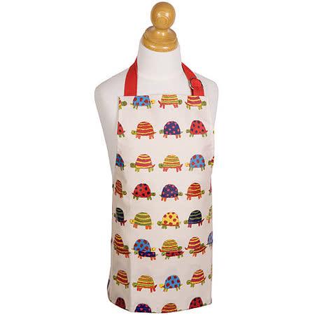 《NOW》防潑水兒童圍裙(小烏龜)