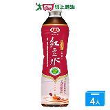 愛健 萬丹紅紅豆水540g*4