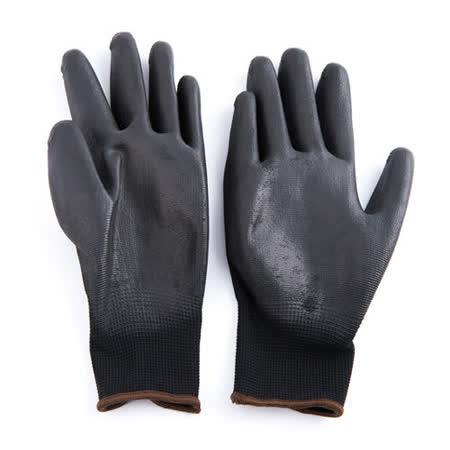 【HIKARI日光生活】PU防滑工作手套