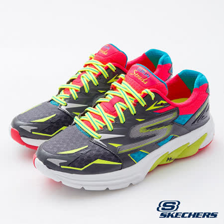 SKECHERS (女) 跑步系列GORUN Strada-14001CCMT