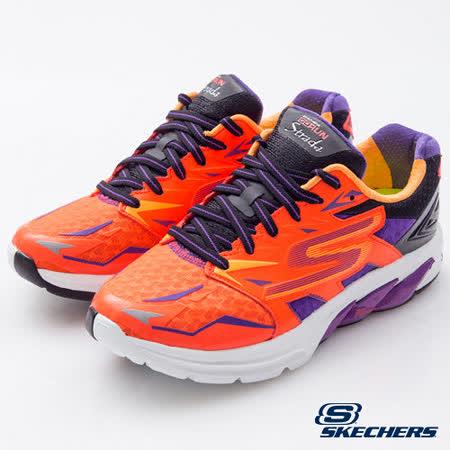 SKECHERS (女) 跑步系列GORUN Strada-14001HPPR
