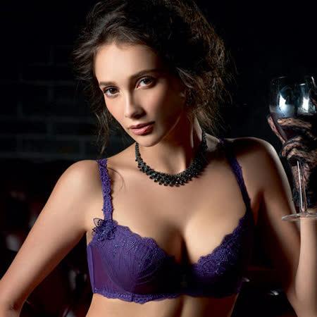 【LADY】阿蒂蜜絲系列 B-F罩內衣(迷情紫)