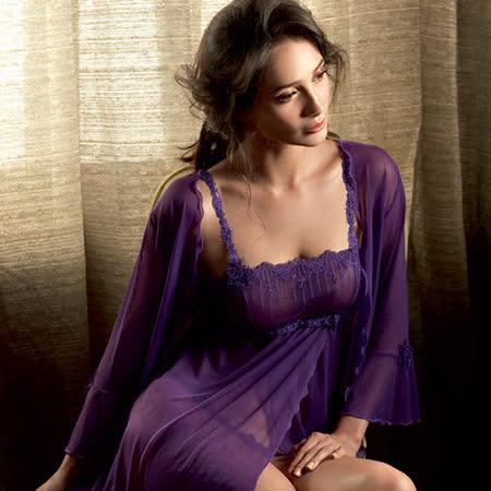 【LADY】阿蒂蜜絲系列 小罩衫(迷情紫)