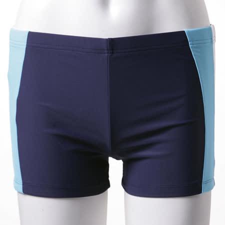 【SARBIS】MIT彈性三分加大泳褲附泳帽B52203