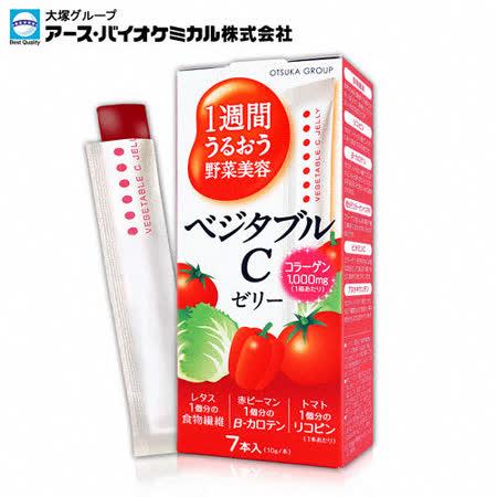 【日本大塚集團-纖果凍】食物纖維C果凍 7份
