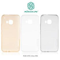 NILLKIN HTC One M9 本色系列 TPU軟套 軟殼 果凍套 透色套