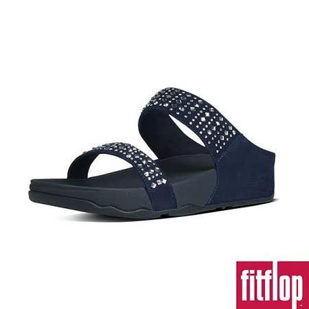 FitFlop™- (女款)NOVY™ SLIDE -海軍藍