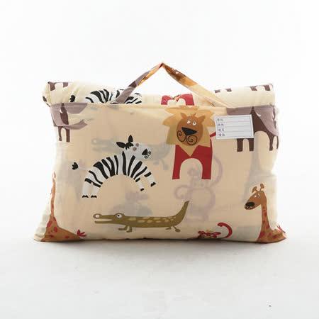 《KOSNEY 》玩偶樂園(舖棉兩用睡袋組4.5*5尺(台灣精製))