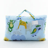《KOSNEY 》動物樂園(舖棉兩用睡袋組4.5*5尺(台灣精製))