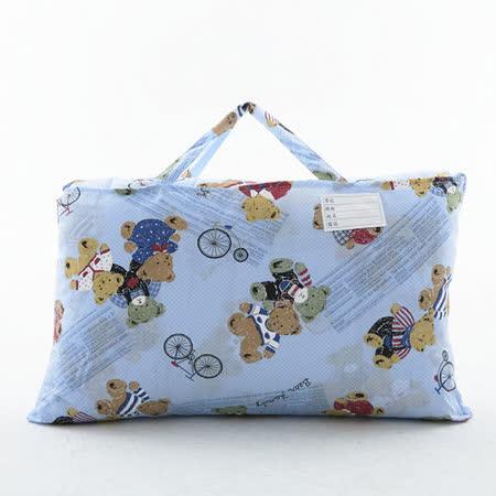 《KOSNEY 》熊仔派對(舖棉兩用睡袋組4.5*5尺(台灣精製))