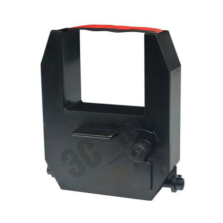 [ 打卡鐘 色帶 RONALD JACK RJ3300 黑/紅 雙色] 電子式 RJ3300 RJ 3300 同MindMan M-200D/DB M200D M200DB 墨水