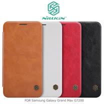 NILLKIN Samsung Galaxy Grand Max G7200 秦系列側翻皮套