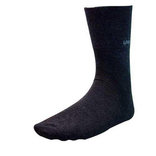 ~LACOYA 竹炭襪 ~竹炭紳士襪(CP687~黑色)^~5雙