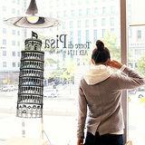 【ORIENTAL創意壁貼】比薩斜塔