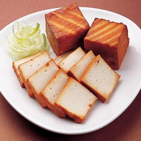 【台南煙燻一族】百頁豆腐(6塊)