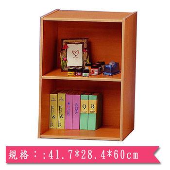 二層收納櫃(41.7*28.4*60cm)