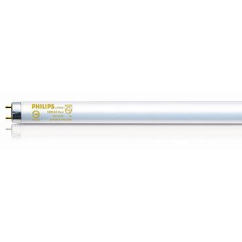 飛利浦 1尺日光燈管-白光(10W)