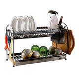 《愛樂美》桌上型餐具滴水盤架   ADD-202