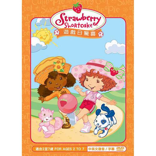 草莓樂園DVD 6 遊戲日驚喜