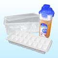 《涼到底》雪克密封杯加製冰收納盒組