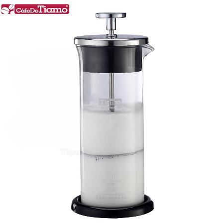 【勸敗】gohappy快樂購Tiamo 玻璃奶泡杯400ml附底墊 (HG5266)評價好嗎愛 買 新竹 營業 時間