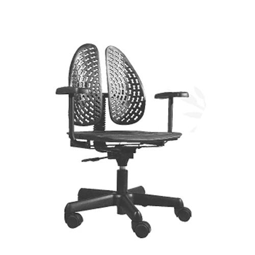 新型調整式網雙背兒童椅
