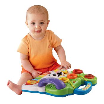 vtech寶寶聲光學步車