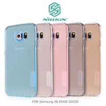 NILLKIN Samsung S6 EDGE G9250 本色系列TPU軟套
