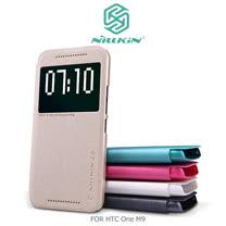 NILLKIN HTC One M9 星韵系列 開窗側翻皮套