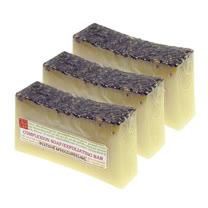 《菠丹妮》燕麥去角質手工皂150g-三入組(長方形)