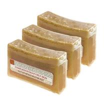 《菠丹妮》檸檬黏土手工皂150g-三入組(長方形)