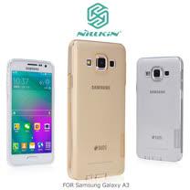 NILLKIN Samsung Galaxy A3 本色系列 TPU軟套